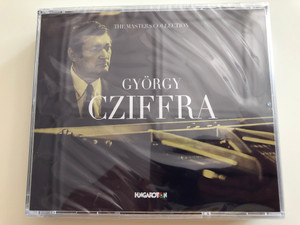 The Masters Collection - György Cziffra / Audio CD 2018 / Iconic recordings of the most renowned artists of Hungaroton / HCD 32814-16 / 3 CD set (5991813281425)