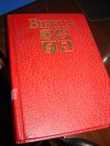 Swedish Bible by Bibelkommississioners
