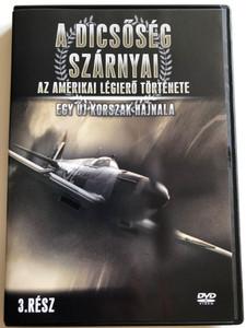 The Wings of Glory - The Air Force Story - Dawn of a new age DVD 2002 A dicsőség szárnyai - Az amerikai légierő története - Egy új korszak hajnala / Documentary series about USAF (5999543814180)