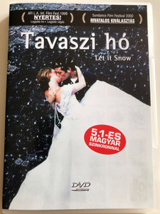Let it Snow DVD 2001 Tavaszi Hó / Directed by Adam Marcus / Starring: Kipp Marcus, Alice Dylan, Bernadette Peters, Larry Pine, Henry Simmons, Judith Malina, Miriam Shor (5999553601022)