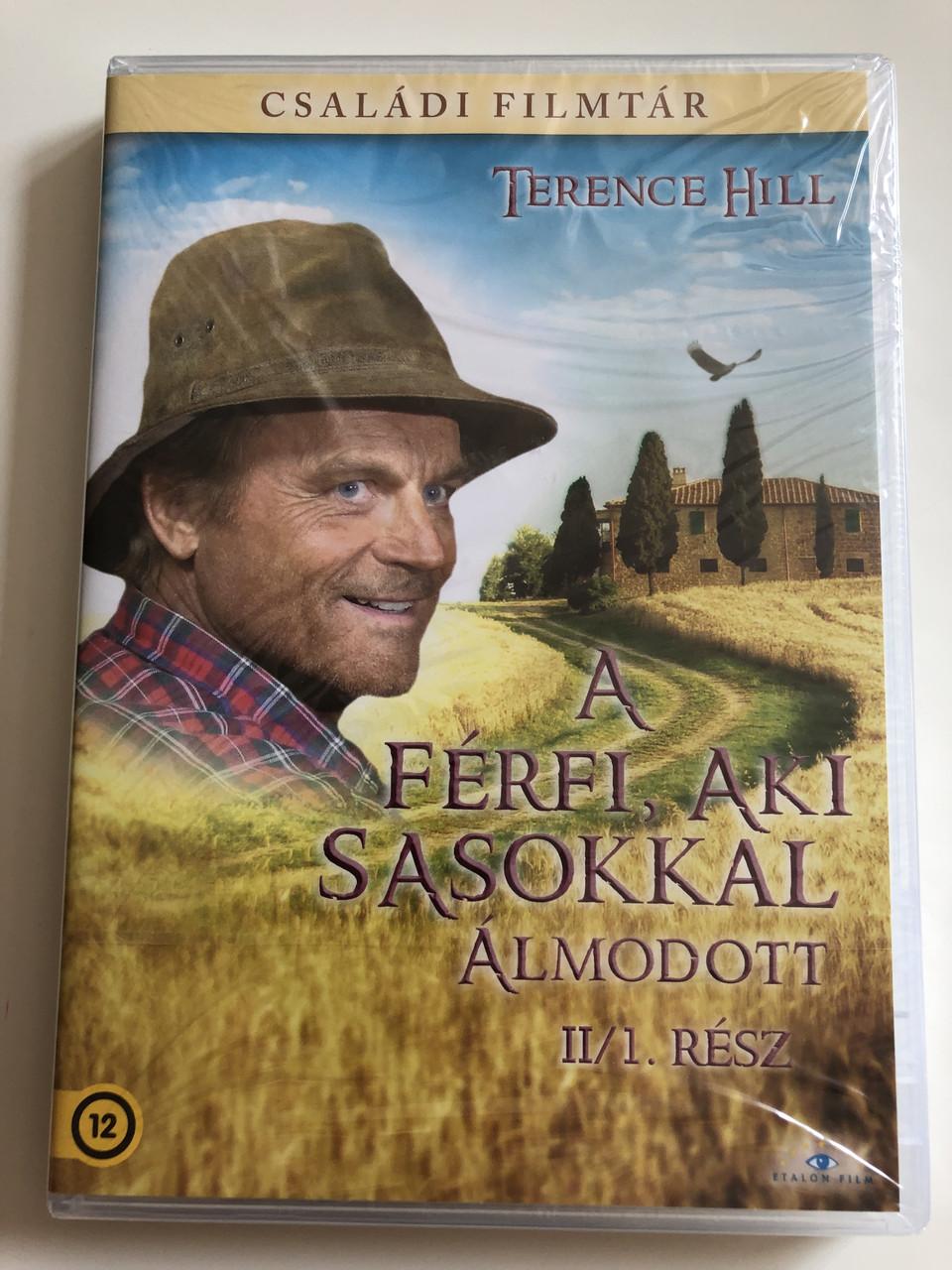 L'uomo che sognava con le aquile 1/2 DVD 2005 A Férfi, Aki ...