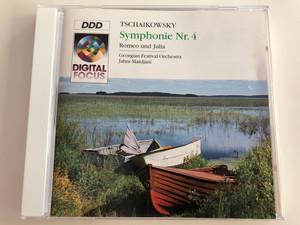 Tschaikowsky - Symphonie Nr. 4 - Romeo und Julia / Georgian Festival Orchestra / Cond. Jahni Mardjani / Audio CD 1994 / QK 64292 (5099706429227)