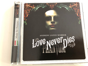 Andrew Lloyd Webber - Love Never Dies - Phantom / Lyrics: Glenn Slater / Conducted by Simon Lee / 2 disc Audio SET 2010 (602527348322)