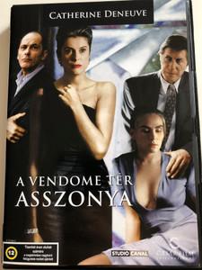 Place Vendome DVD 1998 A Vendome Tér Asszonya / Directed by Nicole Carcia / Starring: Catherine Deneuve, Jean-Pierre Bacri, Emmanuelle Seigner, Jacques Dutronc (5999554700823)