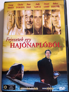 Lakeboat DVD 2000 Fejezetek egy hajónaplóból / Directed by Joe Mantegna / Starring: Charles Durning, Peter Falk, Denis Leary, Andy García, Roberta Angelica (5998557152561)