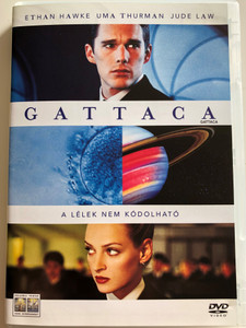 Gattaca DVD 1997 / Directed by Andrew Niccol / Starring: Ethan Hawke, Uma Thurman, Alan Arkin, Jude Law (5999010443615)