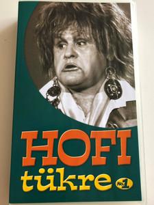 Hofi Tükre No.1 VHS 2002 / Sztárparádé, Szilveszter, Koncert, Hofi Szilveszter / Hungaroton (5991817115832)