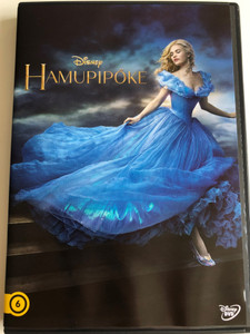 Cinderella DVD 2015 Hamupipőke / Directed by Kenneth Branagh / Starring: Cate Blanchett, Lily James, Richard Madden, Stellan Skarsgard, Holliday Grainger (5996514019698)