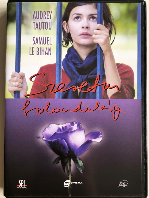 A la folie... pas du tout DVD 2002 Szeretni bolondulásig / Directed by Lætitia Colombani / Starring: Audrey Tautou, Samuel Le Bihan (5999544150089)