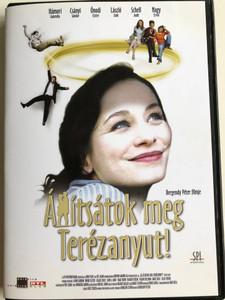 Állítsátok meg Terézanyut! DVD 2004 / Directed by Bergendy Péter / Starring: Hámori Gabriella, Csányi Sándor, Ónodi Eszter, Lázsló Zsolt, Schell Judit, Nagy Ervin / Hungarian Romantic Comedy (5999544150959)