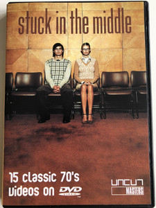 Stuck in the middle / 15 classic 70's videos on DVD / Contains original recordings / Presented by Paul Morley (801735400680)