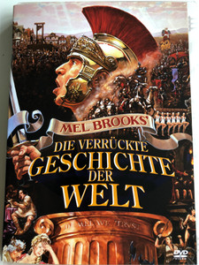 History of the World Part I DVD 1981 Die Verrückte Geschichte der Welt / Directed by Mel Brooks / Starring: Mel Brooks, Dom Deluise, Madeline Kahn, Harvey Korman, Cloris Leachman (4010232032539)