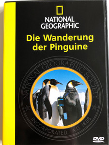 Die Wanderung der Pinguine DVD 2004 Emperor of the Ice / National Geographic / Narrated by Paul Spillenger (4260028251570)
