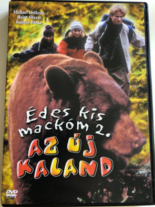 Bear with me DVD 2000 Édes kis mackóm 2. - Az új kaland / Directed by Paul Ziller / Starring: Michael Ontkean, Helen Shaver, Kaitlyn Burke, Kiberley Warnat, Erich Johnson (5999545581790)