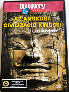 Mysteries of Asia: Jewels in the Jungle DVD 1999 Az Angkori Civilizáció Kincsei: Ázsia rejtelmei / Produced and Directed by Peter Spry-Leverton / Discovery Channel Documentary (5998282103333)