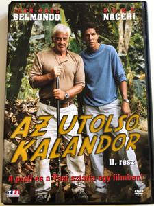 L'ainé des Ferchaux DVD 2001 Az utolsó Kalandor II.rész / Directed by Bernard Stora / Starring. Jean-Paul Belmondo, Samy Naceri / A Profi és a Taxi sztárja egy filmben! (5999546330960)