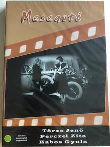 Meseautó 1934 DVD Dream Car / Directed by Gaál Béla / Starring Törzs Jenő, Perczel Zita, Kabos Gyula / Hungarian Black & White Classic (5996051280315)