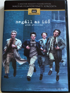 Megáll az idő DVD 1982 Time Stands Still / Directed by Gothár Péter / Starring: Znamenák István, Pauer Henrik, Sőth Sándor, Iván Anikó, Kakassy Ági / Hungarian film (5999884681106)