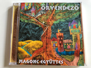 Magonc Együttes ‎– Örvendező / Audio CD 2008 / Recorded at the Óbuda Waldorf School / Hungarian Children's songs and Rhymes (5999548111918)