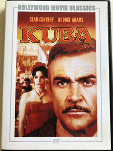 Cuba DVD 1979 Kuba / Directed by Richard Lester / Starring: Sean Connery, Brooke Adams, Jack Weston, Hector Elizondo (5999546333343)