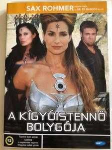 Sumuru DVD 2003 A kígyóistennő bolygója / Directed by Darrell Roodt / Starring: Alexandra Kamp Michael Shanks / Written by Sax Rohmer (5998133174031)
