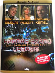 Saturn 3 DVD 1980 Hármas számú űrbázis / Directed by Stanley Donen / Starring: Kirk Douglas, Farrah Fawcett, Harvey Keitel / Classic Sci-Fi Movie (5999881767162)