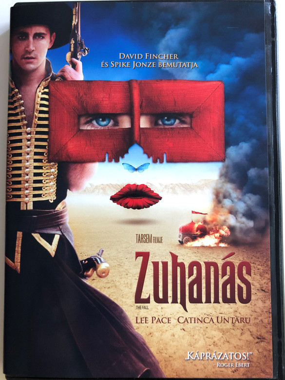 The Fall DVD 2006 Zuhanás / Directed by Tarsem / Starring: Lee Pace, Justine Waddell, Catinca Untaru (5999048924346)