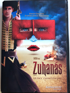 The Fall DVD 2006 Zuhanás / Directed by Tarsem / Starring: Lee Pace, Justine Waddell, Catinca Untaru (5999048924346)