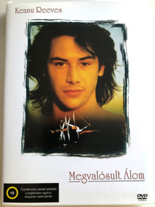 Flying AKA Dream To Believe DVD 1986 Megvalósult Álom / Directed by Paul Lynch / Starring: Olivia d'Abo, Rita Tushingham, Keanu Reeves (5999545583435)