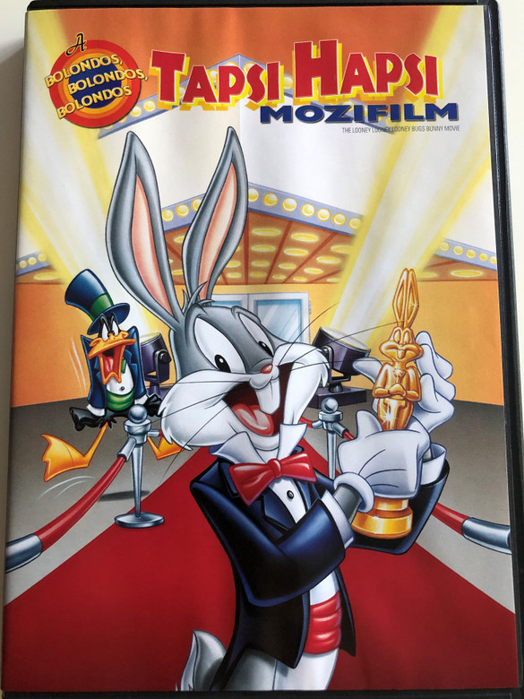 The Looney Looney Looney Bugs Bunny Movie DVD 1981 A Bolondos, Bolondos, Bolondos Tapsi Hapsi Mozifilm / Directed by Friz Freleng / Starring: Mel Blanc, June Foray (5999048926197)