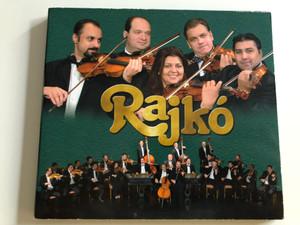 The Rajkó Band / Berlioz, Bartók, Liszt, Weiner, Reményi, Kodály / Budapest Academic Choral Society / Choir Master: Ildikó Balassa / Budapest Youth Choir - Choir Master Ágnes Gerenday / Conducted by Gábor Hollerung / Audio CD 2006 / TKFCD52 (TKFCD52)