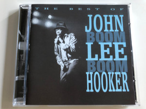 The Best of John Lee Hooker / Boom Boom / Audio CD 1999 / PlatCD 535 (5014293653527)