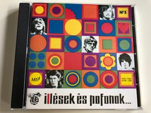Illések és Pofonok / No. 3 / Az Illés együttes össze nagylemeze / Audio CD 1993 (5991811799328)