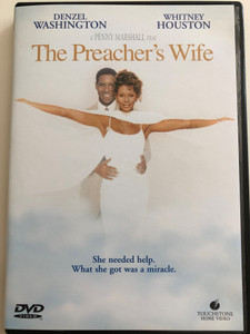 The Preacher's Wife DVD 1996 Rendezvous mit Einem Engel / Directed by Penny Marshall / Starring Denzel Washington, Whitney Houston, Courtney B. Vance, Gregory Hines, Jenifer Lewis, Loretta Devine (5996255702019)