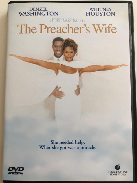 The Preacher's Wife DVD 1996 Rendezvous mit Einem Engel / Directed by Penny Marshall / Starring Denzel Washington, Whitney Houston, Courtney B. Vance, Gregory Hines, Jenifer Lewis, Loretta Devine (5996255702019)
