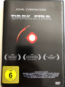 Dark Star 1974 / Directed by John Carpenter / Starring: Dan O'Bannon, Brian Narelle, Cal Kuniholm, Dre Pahich (4042564008265)