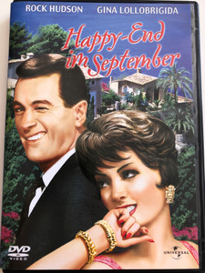 Come September DVD 1961 Happy-end im September / Directed by Robert Mulligan / Starring: Rock Hudson, Gina Lollobrigida, Sandra Dee, Bobby Darin, Walter Slezak (5050582319668)