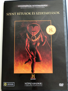 Ancient mysteries vol 8. - Sacred rites and rituals DVD 1996 Legendák nyomában / Szent rítusok és szertartások / Narrated by Leonard Nimoy / Proudced by William Kronick / History Channel (5999883880074)
