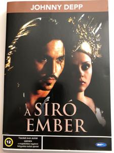 The Man Who Cried DVD 2000 A síró Ember / Directed by Sally Potter / Starring: Christina Ricci, Cate Blanchett, John Turturro, Johnny Depp, Harry Dean Stanton (5998133142733)
