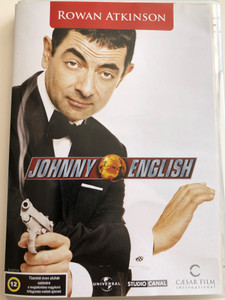 Johnny English DVD 2003 / Directed by Peter Howit / Starring: Rowan Atkinson (5999554700151)