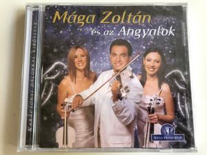 Mága Zoltán és az Angyalok / Karácsonyi dalokkal kibővítve / Audio CD 2007 (1902742412037)