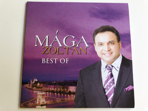 Mága Zoltán Best OF / Sarasate, Paganini, Vivaldi, Beethoven, Monti, Brahms, Reményi Ede, Hubay / Audio CD 2014 (5999524961353.)