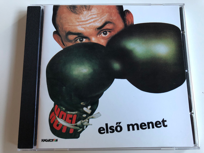 Hofi - első menet / Audio CD 2001 / Hungaroton HCD 17420 / Hungarian Stand-up comedy show with Géza Hofi (5991811742027)