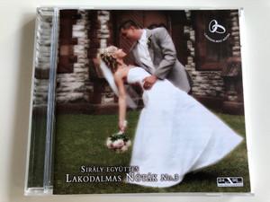 Sirály Együttes - Lakodalmas Nóták No. 3 / Fajka István, Balogh Béla, Perlaki Ferenc / Membran Music / Audio CD 2005 (4011222234162)
