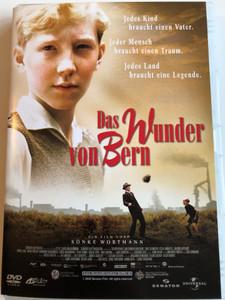 The Miracle of Bern DVD 2003 Das Wunder von Bern / Directed by Sönke Wortmann / Starring: Louis Klamroth, Peter Lohmeyer (5050582192957)