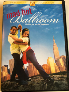 Mad Hot Ballroom DVD 2005 Ein Film, der aus der Reihe tanzt! / Directed by Marilyn Agrelo / Documentary about ballroom dance program (4010884531169)