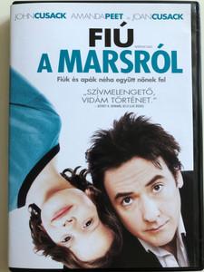 Martian Child DVD 2007 Fiú a Marsról / Directed by Menno Meyjes / Starring: John Cusack, Bobby Coleman, Amanda Peet, Sophie Okonedo, Oliver Platt, Joan Cusack (5996514002140)