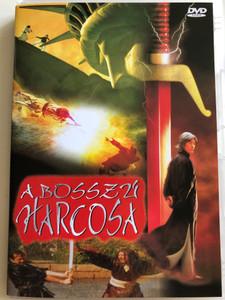 A man called Hero DVD 1999 A Bosszú Harcosa (中華英雄) / Directed by Andrew Lau / Starring: Ekin Cheng, Shu Qi, Kristy Yang, Nicholas Tse, Yuen Biao / Zung Waa Jing Hung (5998329507247)