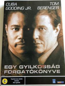A Murder of Crows DVD 1999 Egy Gyilkosság Forgatókönyve / Directed by Rowdy Herrington / Starring: Cuba Gooding Jr., Tom Berenger, Marianne Jean-Baptiste, Mark Pellegrino, Eric Stoltz (5998133134035)