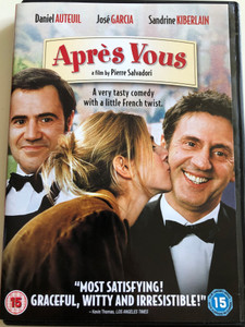 Aprés Vous DVD 2003 After you... / Directed by Pierre Salvadori / Starring: Daniel Auteuil, José Garcia, Sandrine Kiberlain (5014437883230)